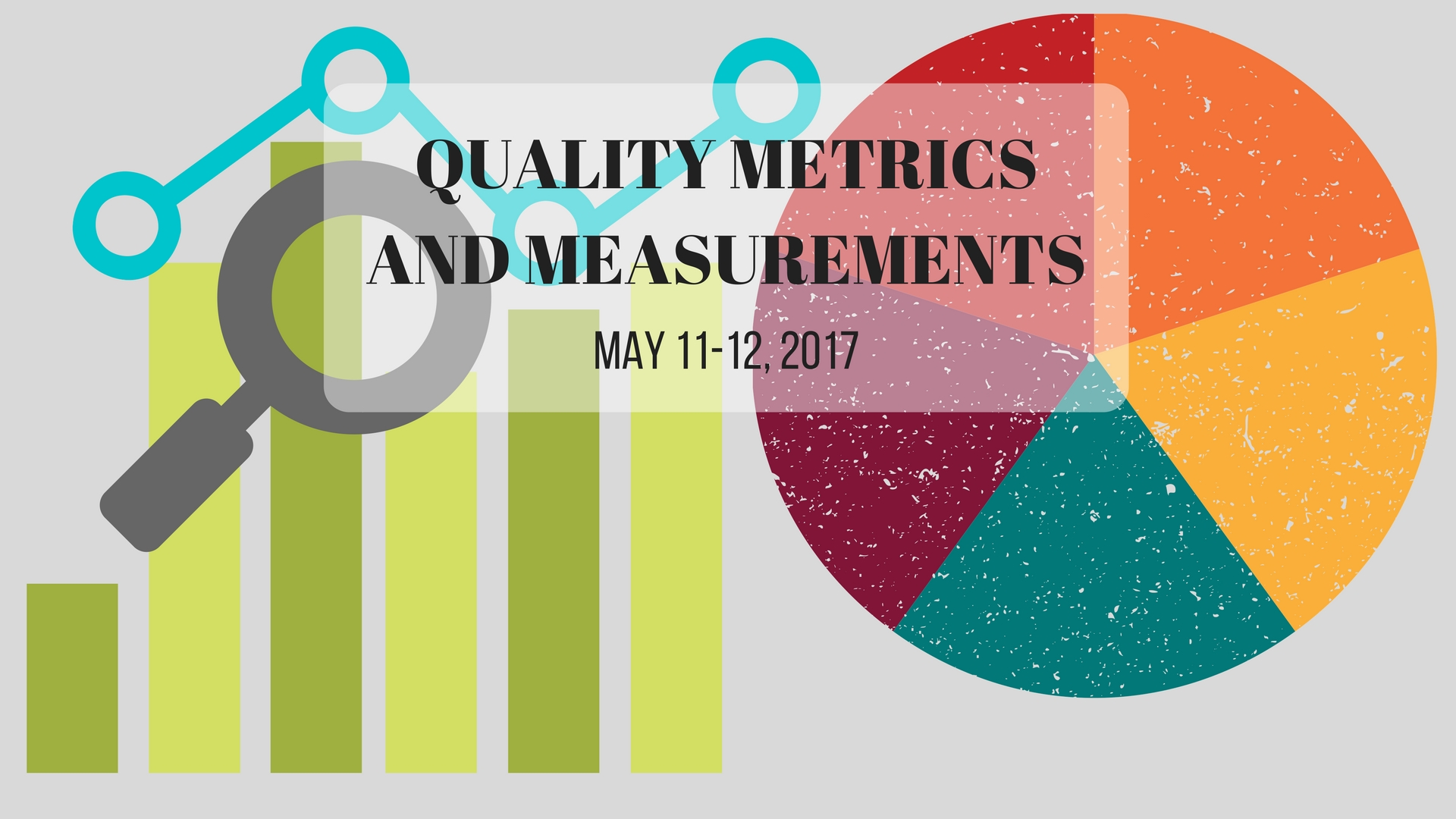 quality metrics for the product and Having metrics and a baseline to measure against gives you the confidence to factually say you have a quality product, based on your company's definition and having clear definitions and targets makes everything easier for you, because now you know how to measure success.