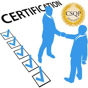 Earn a Certified Software Quality Professional badge!